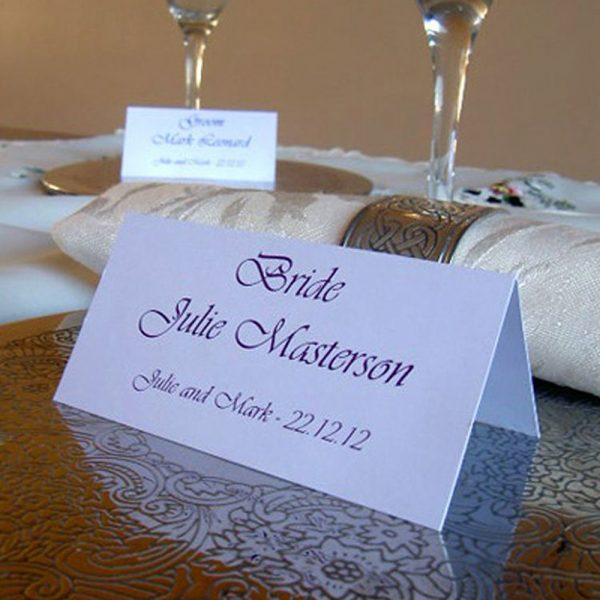 Elegance Place Cards PN06