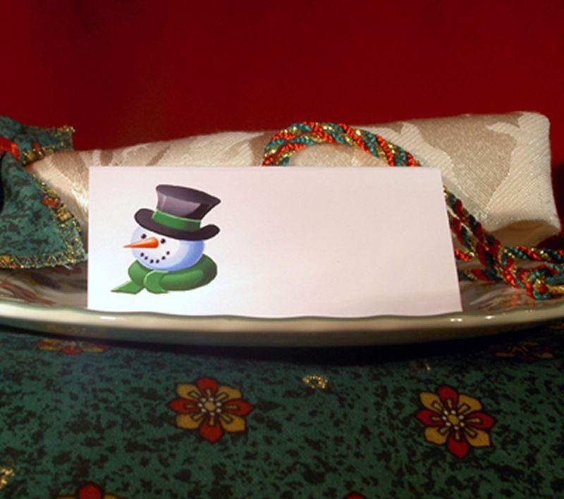 Example Snowman