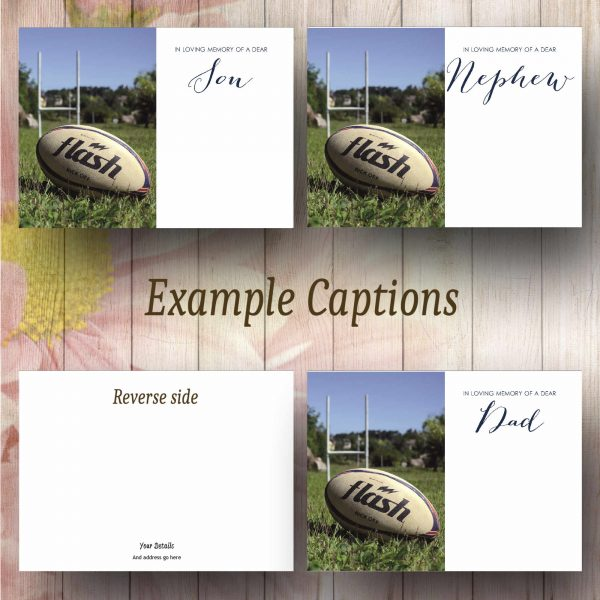 Rugby Text Example