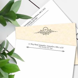 Mixed Correspondence Card Designs